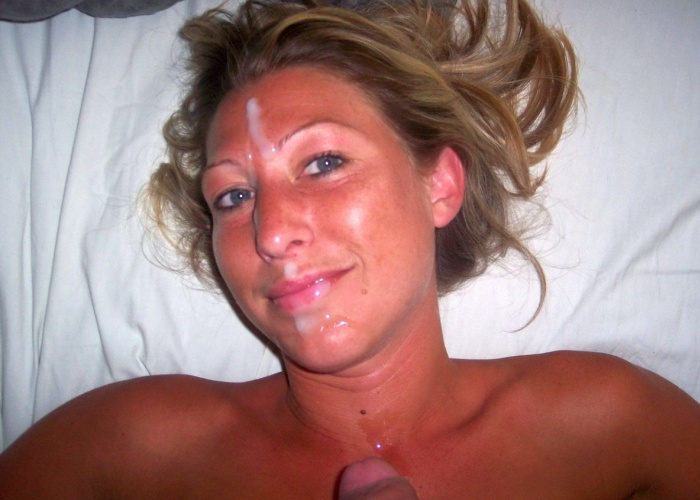Facial loving swedish Amateur Girl